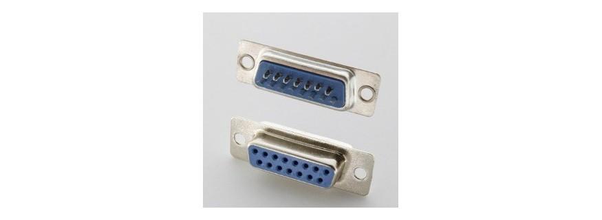 Conectores Db15