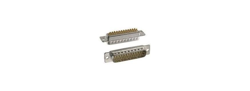 Conectores Db25