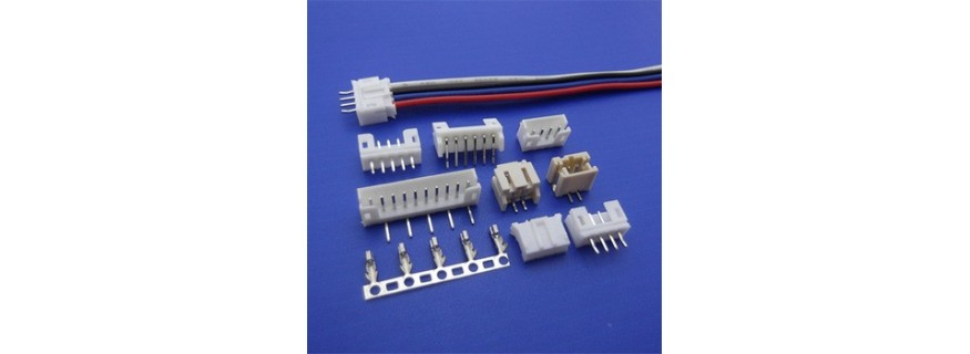 Conectores Jst 2mm