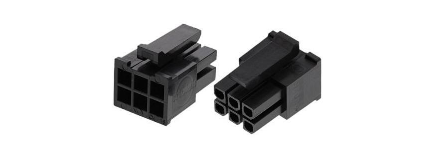 Conectores Microfit