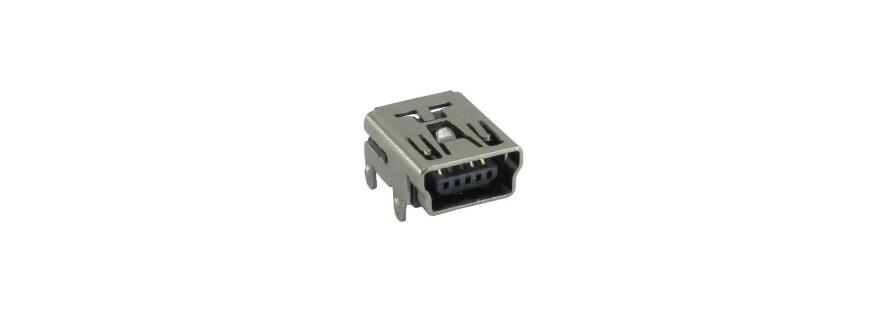 Conectores Mini Usb