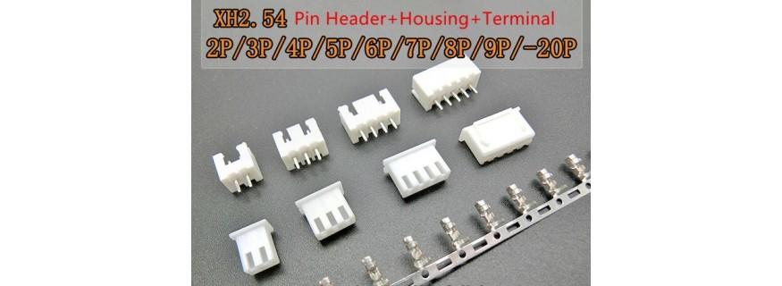 Conectores Xh2.54